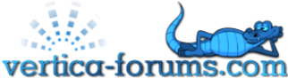 The Vertica Database Forums